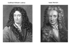 Leibniz or Newton